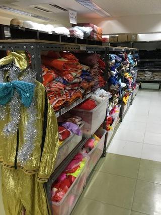 エコマール那覇プラザ棟の衣装の写真