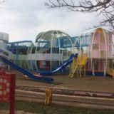 糸満市の平和祈念公園の写真